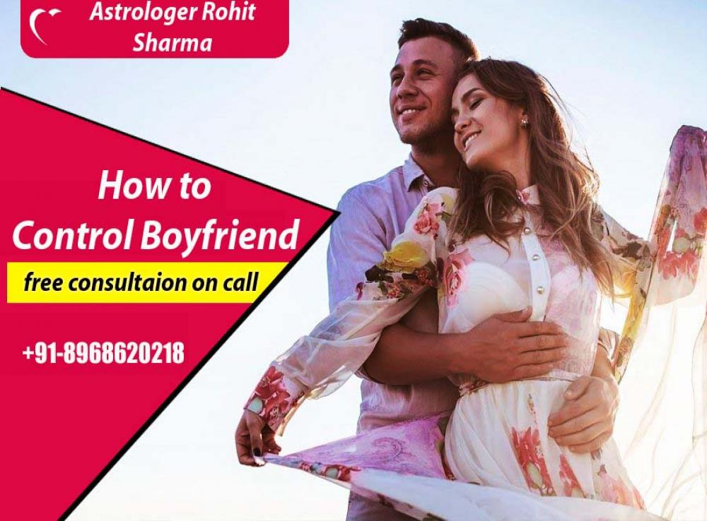 How to control boyfriend